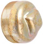 Fordson Dexta, 2000 Front Bearing Grease Cap (Pressed)
